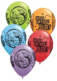 Ballonger Turtles 25p - Ballonger Turtles 25p