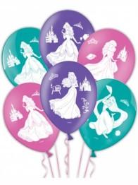 Ballonger Disney prinsessor 6p - Ballonger Disney prinsessor 6p