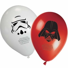 Ballonger Starwars 8p - Ballonger Starwars 8p