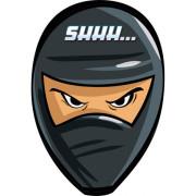 Kalasinbjudningar Ninja 8p