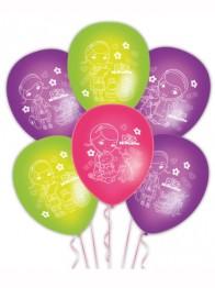 Ballonger Doc mcstuffins 6p - Ballonger Doc mcstuffins 27,5cm 6st