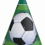 Partyhattar Fotboll 8p