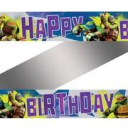 Folie banner turtles