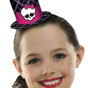 Monster high top hat 8p