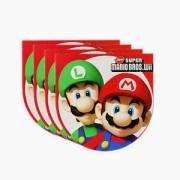 Super Mario anteckningsböcker 4p