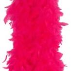 Hot pink fether boa 69kr