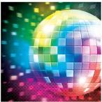 Servetter 70's disco 2-lags 16p 34kr