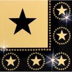 Servetter Gold star 2-lags 16p 34kr