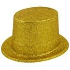 Glitterhatt guld 30kr