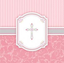 Servetter 16p blessings pink - Servetter 16p blessings pink