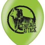 Ballonger 27,5cm 6p Dinosarieattack 32kr