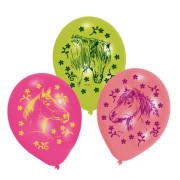 Ballonger 6p Hästar