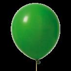 Ballonger 30cm 10p gröna 30kr