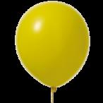 Ballonger 30cm 10p gula 30kr