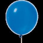 Ballonger 30cm 10p royalblå 30kr