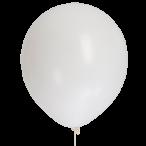 Ballonger 30cm 10p vit 30kr