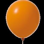 Ballonger 30cm orange 30kr