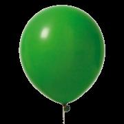 Ballonger 30cm 10p gröna