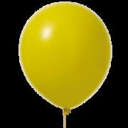 Ballonger 30cm 10p gula