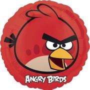 Folieballong 43cm Angry birds