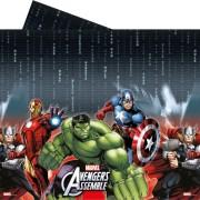 Duk av plast Avengers