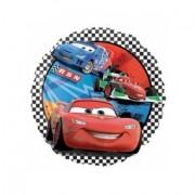 Folieballong 43cm Cars