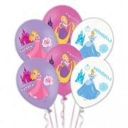 Ballonger 6p Disney prinsessor