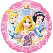 Folieballong 43cm Disney prinsessor