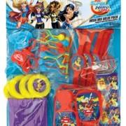 Kalaspåse-fyllning DC superhero girls