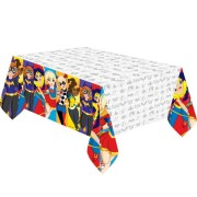 Duk av plast DC superhero girls