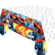 Duk av plast Blaze & Monstermaskinerna