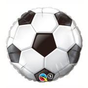 Folieballong 46cm Fotboll