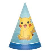 Partyhattar 8p Pokemon