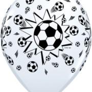Ballonger 27,5cm 6p Fotboll