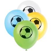 Ballonger 30cm 8p Fotboll