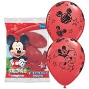 Ballonger 30cm Musse Pigg 6p