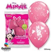 Ballonger 30cm Mimmi Pigg 6p
