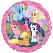 Folieballong 43cm My little pony