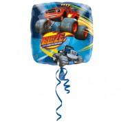 Folieballong 43cm Blaze & Monstermaskinerna