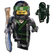 Folieballong Supershape Ninjago