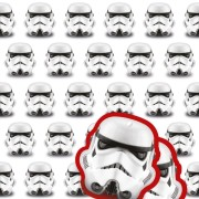 Presentpapper Star Wars