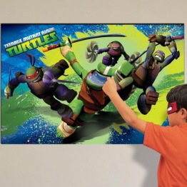 Turtles Partyspel -