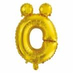 Folieballong 41cm guld Ö 19kr