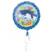 Folieballong 43cm Havet