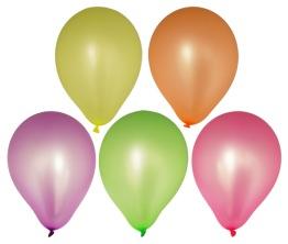 Ballonger 10p neonmix -