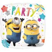 Folieballong 43cm Minions party