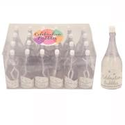 Såpbubblor mini champagneflaskor 24p