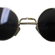 Glasögon runda svarta