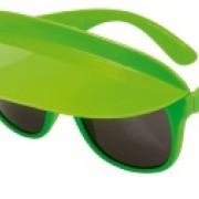Glasögon med skärm grön