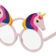 Glasögon med enhörningar
